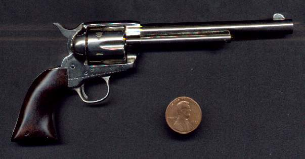 Colt six shooter that won the West
