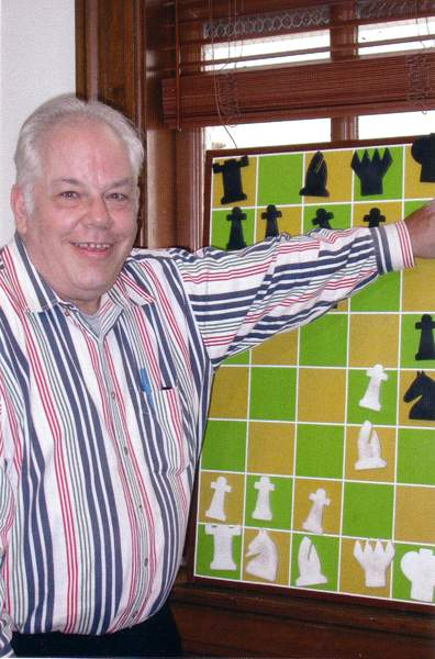 Mike Goodall Teaches Chess