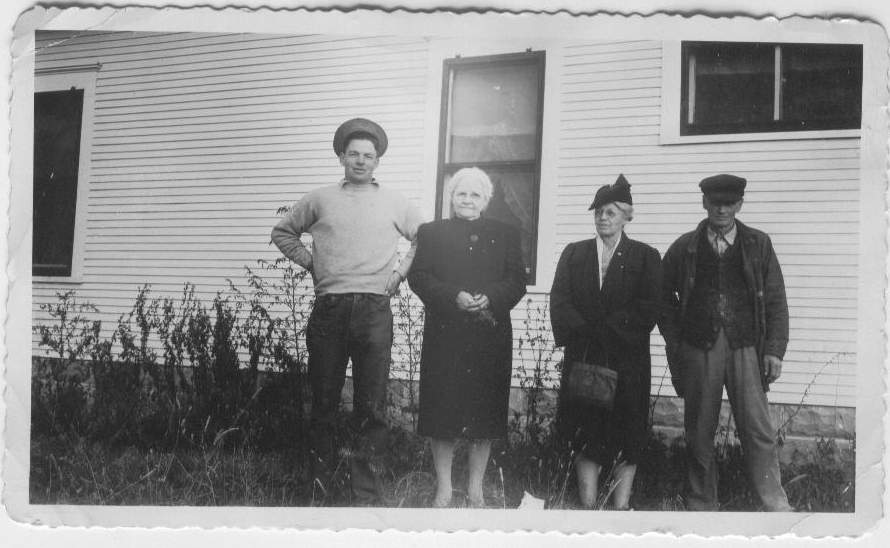 Wyman, Mable, Mary and Robert C. Graham