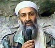 Osama bin Laden speaking on Television on Octber 7
